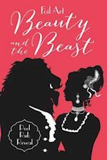 Beauty and the Beast (Foil Art)