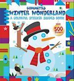 Winter Wonderland (Gommettes)