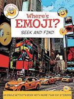 Where's Emoji? Seek and Find