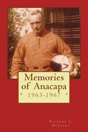 Bog, paperback Memories of Anacapa af Richard L. O'Leary