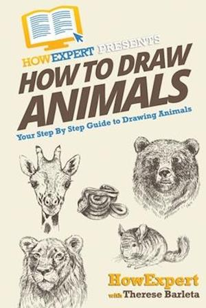 How to Draw Animals af Howexpert Press