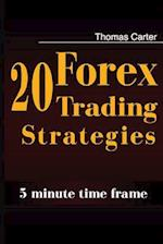 20 Forex Trading Strategies Collection (5 Min Time Frame) af Thomas Carter