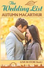 The Wedding List af Autumn MacArthur
