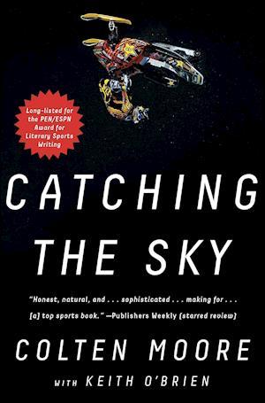 Bog, paperback Catching the Sky af Colten Moore