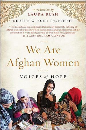 Bog, paperback We Are Afghan Women af George W. Bush Institute