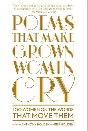 Bog, paperback Poems That Make Grown Women Cry af Anthony Holden