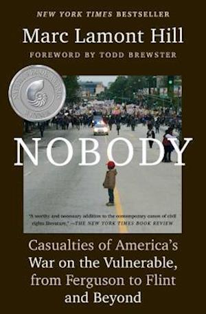 Bog, paperback Nobody af Marc Lamont Hill