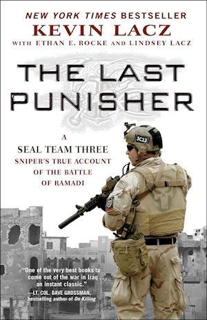 Bog, paperback The Last Punisher af Kevin Lacz