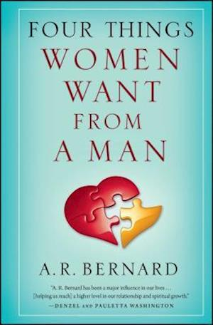 Bog, paperback Four Things Women Want from a Man af A. R. Bernard