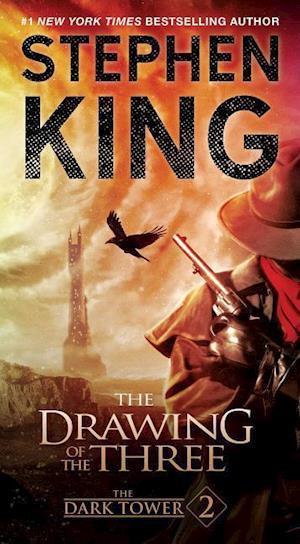 Bog, paperback The Drawing of the Three af Stephen King