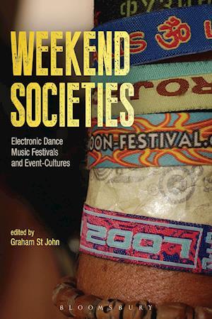 Bog, hardback Weekend Societies af Graham St. John