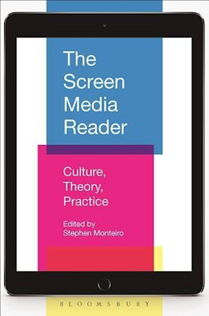 Bog, paperback The Screen Media Reader af Stephen Monteiro