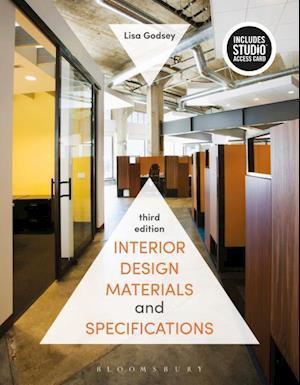 Bog, hardback Interior Design Materials and Specifications af Lisa Godsey