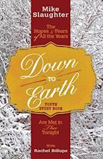 Down to Earth Youth Study Book (Down to Earth Advent)