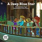 A Deep Blue Star Hardcover with DVD