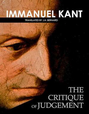 Critique of Judgement af Immanuel Kant