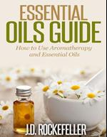 Essential Oils Guide af J. D. Rockefeller