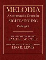 Melodia af Samuel W. Cole, Leo R. Lewis