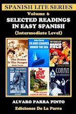 Selected Readings in Easy Spanish Volume 6 af Alvaro Parra Pinto