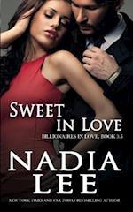 Sweet in Love (Billionaires in Love Book 3.5) af Nadia Lee