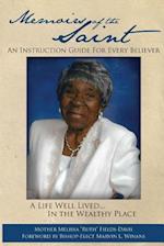 Memoirs of the Saint af Melissa Davis, Jan Newby