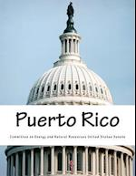 Puerto Rico af Committee on Energy and Natural Resource