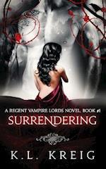 Surrendering af K. L. Kreig