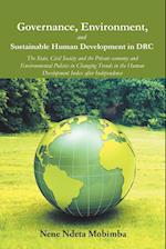 Governance, Environment, and Sustainable Human Development in Drc