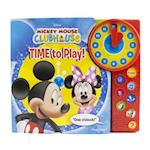 I Can Tell Time Mickey