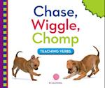 Chase, Wiggle, Chomp (Playing with Words)