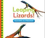 Leaping Lizards! (Playing with Words)