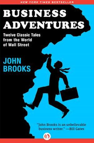 Business Adventures af John Brooks