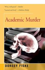 Academic Murder