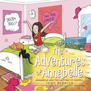 Bog, paperback The Adventures of Annabelle af Judy Pernice