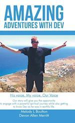 Amazing Adventures with Dev af Melody L. Boulton