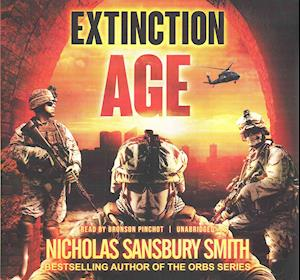 Extinction Age af Nicholas Sansbury Smith