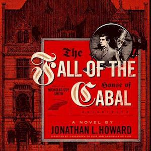 Lydbog, CD The Fall of the House of Cabal af Jonathan L. Howard