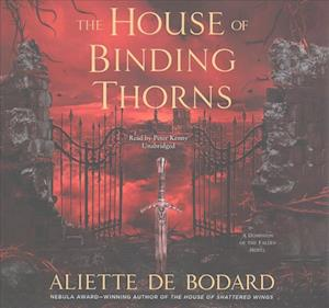 Lydbog, CD The House of Binding Thorns af Aliette De Bodard