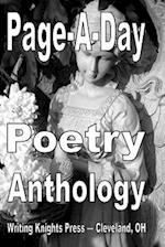 Page-A-Day Poetry Anthology 2015 af Writing Knights Press