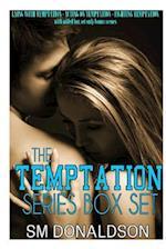 The Temptation Series af S. M. Donaldson