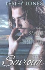 Saviour Series Books 1&2 af Lesley Jones