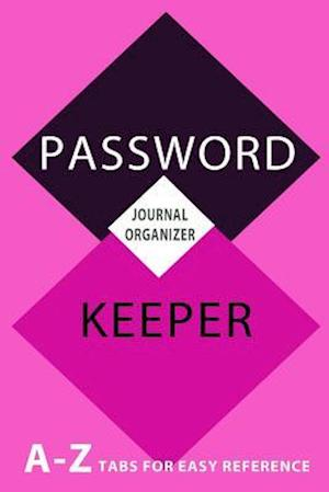 Password Keeper af Blank Books Journals