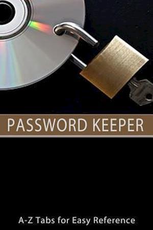 Password Keeper af Blank Books Journals