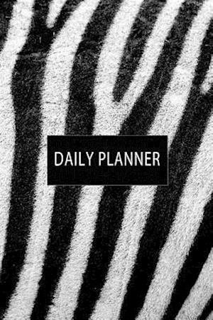 Daily Planner af Blank Books Journals