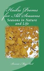 Haiku Poems for All Seasons af Bonnie May Best