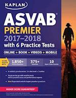 Kaplan ASVAB Premier 2017-2018 (Kaplan Test Prep)