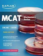 Kaplan MCAT Biochemistry Review (Kaplan Test Prep)