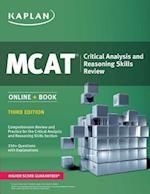 Kaplan Mcat Critical Analysis and Reasoning Skills Review (Kaplan Test Prep)