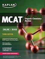 Kaplan Mcat Organic Chemistry Review (Kaplan MCAT Organic Chemistry Review)