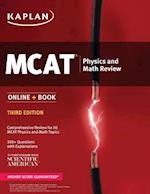 Kaplan Mcat Physics and Math Review (Kaplan MCAT Physics Review)